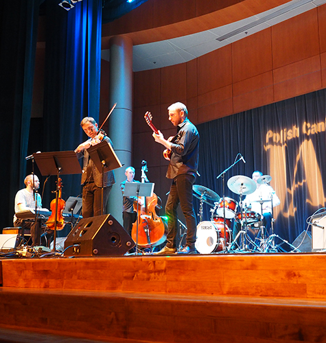 Polish Canadian Jazz Society, Jazz Concert, 